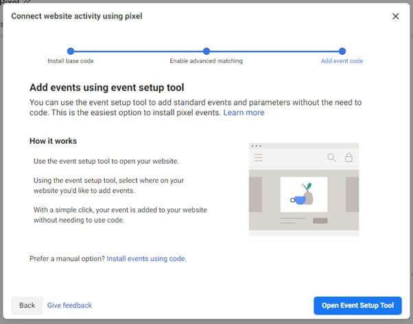 Facebook Pixel Add Events