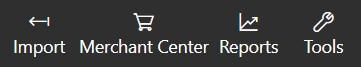 Bing Merchant Centre Setup