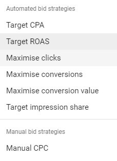 Automated Bidding Strategies